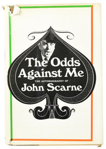 The Odds Against Me, Inscribed and Signed