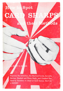 How to Spot Card Sharps and Their Methods