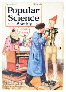 Popular Science Monthly, Volume 89 No. 5