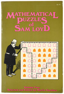 Mathematical Puzzles of Sam Lloyd, Vol. 2