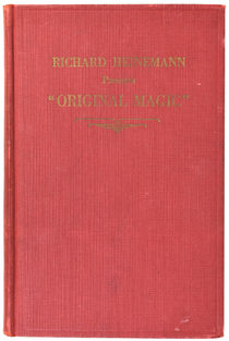 "Richard Heinemann Presents ""Original Magic"""