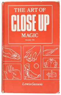 The Art of Close Up Magic, Vol. 2