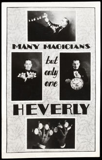 Heverly Postcard