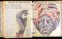 Hypnotism, Escapism and Spiritulaism Scrapbook