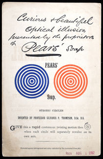 Pear's Soap Advertisement