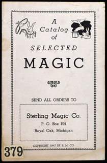 Catalog of Selected Magic