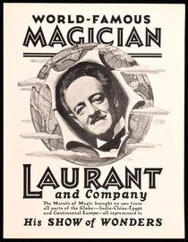 Laurant and Company Advertisement