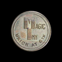 Magic Inn 25 Cent Token