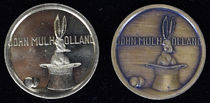 Mulholland Memorial Token