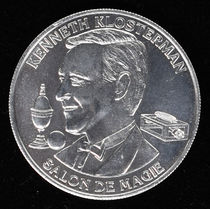 Kenneth Klosterman Aluminium Token