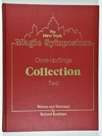 Close-Up Stage Collection Two, The New York Magic Symposium