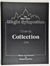 Close-Up Collection One, New York Magic, Signed