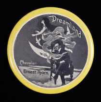Chevalier Ernest Thorn Dreamland Pocket Mirror
