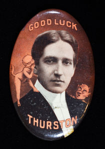 Thurston, Good Luck Pocket Mirror