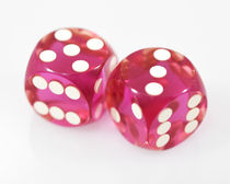 "Vintage Crooked Dice, Double-style ""Tops"" (9/16)"