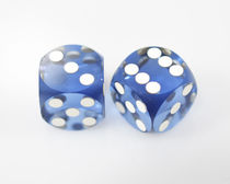 "Vintage Crooked Dice, Double-style ""Tops"" (5/8)"