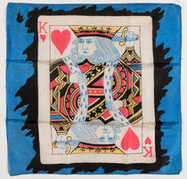 King of Hearts Silk