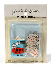 Grandmother Stover's Doll House Playing Cards