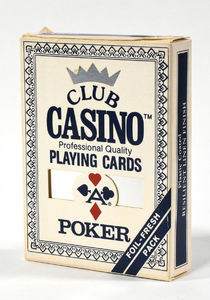 Club Casino Arrco Playing Cards