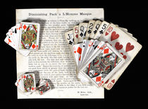 L'Homme Masque Diminishing Cards