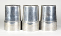 Straight-Edge Aluminum Cups
