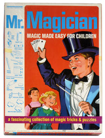 Mr. Magician Magic Set