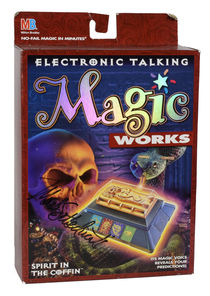 Electronic Talking Magic Works: Spirit in the Coffin