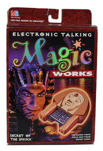 Electronic Talking Magic Works: Secret of the Sphinx