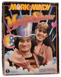 Mork and Mindy Magic Show
