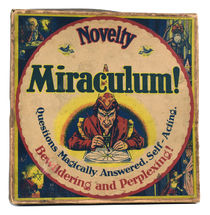 Novelty Miraculum!