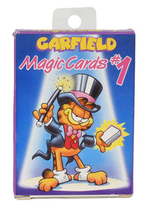 Garfield Magic Cards #1