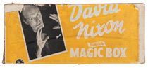David Nixon Junior Magic Box