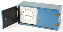 Abbott's Sliding Clock Box