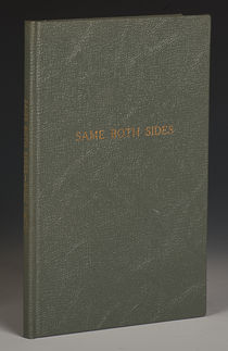 S.B.S. (Same Both Sides): A Unique Book of Card Tricks