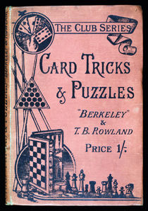 Card Tricks and Puzzles