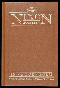 The Nixon Manuscript, Deluxe Edition