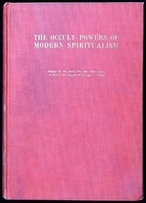 The Occult Powers of Modern Spiritualism