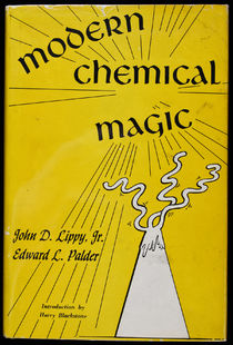 Modern Chemical Magic (Signed)