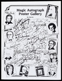 Magic Autograph Poster Gallery