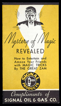 Mystery of Magic Revealed