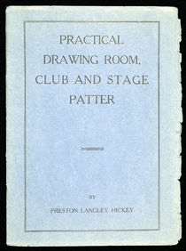 Practical Drawing Room, Club and Stage Patter