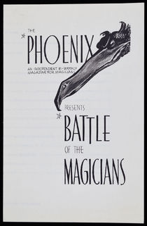 Battle of the Magicians Program