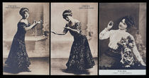 Talma (LeRoy - Talma - Bosco) Photograph Postcards