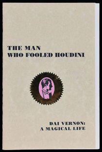 The Man Who Fooled Houdini