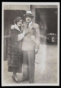 Photograph of Howard and Jane Thurston