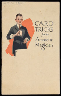 Card Tricks for the Amateur Magician