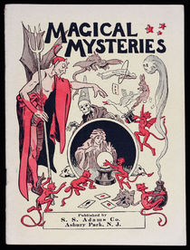 Magical Mysteries, S.S. Adams Catalog
