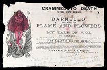 Barnello, the King of Flame and Flowers Letterhead