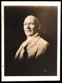 Harry Kellar Portrait Photograph