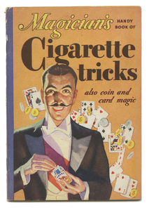 Magician's Handy Book of Cigarette Tricks